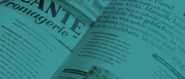 Typografie und Layout im Kommunikationsdesign zur Vertiefung