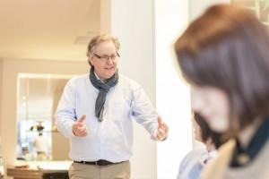 Der Vertiefungs-Workshop für alle, die ihren Layouts den letzten Schliff geben wollen mit Uwe Steinacker.