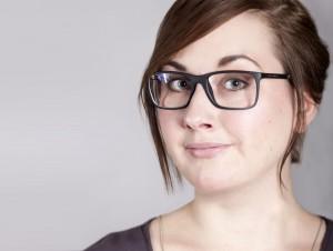 Annika Lyndgrun leitet bei TypeSCHOOL den Workshop Professionelles Digital Publishing für ein interaktives Tablet-Erlebnis