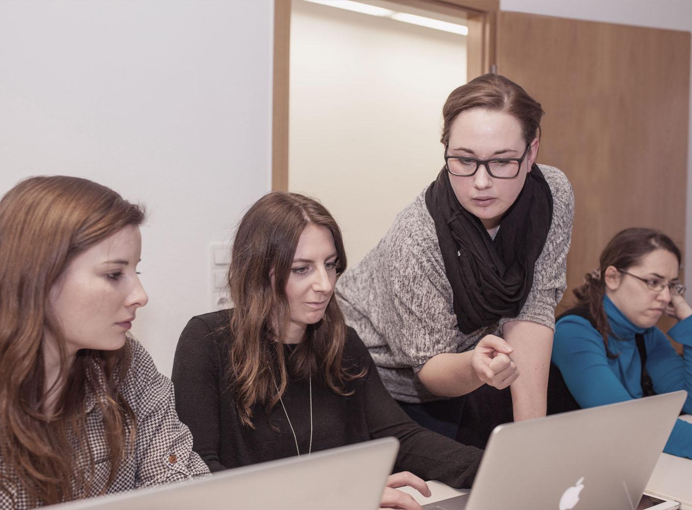 TypoCAMP InDesign Workshop für Studenten