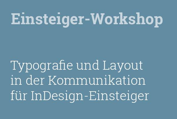 Der PraxisWorkshop für ausdrucksstarke Designs – vom Aufbau bis zur Dokumentausgabe