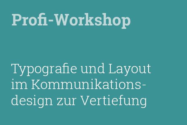 Der Vertiefungs-Workshop für alle, die ihren Layouts den letzten Schliff geben wollen