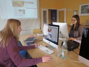 InDesign Workshop in Berlin