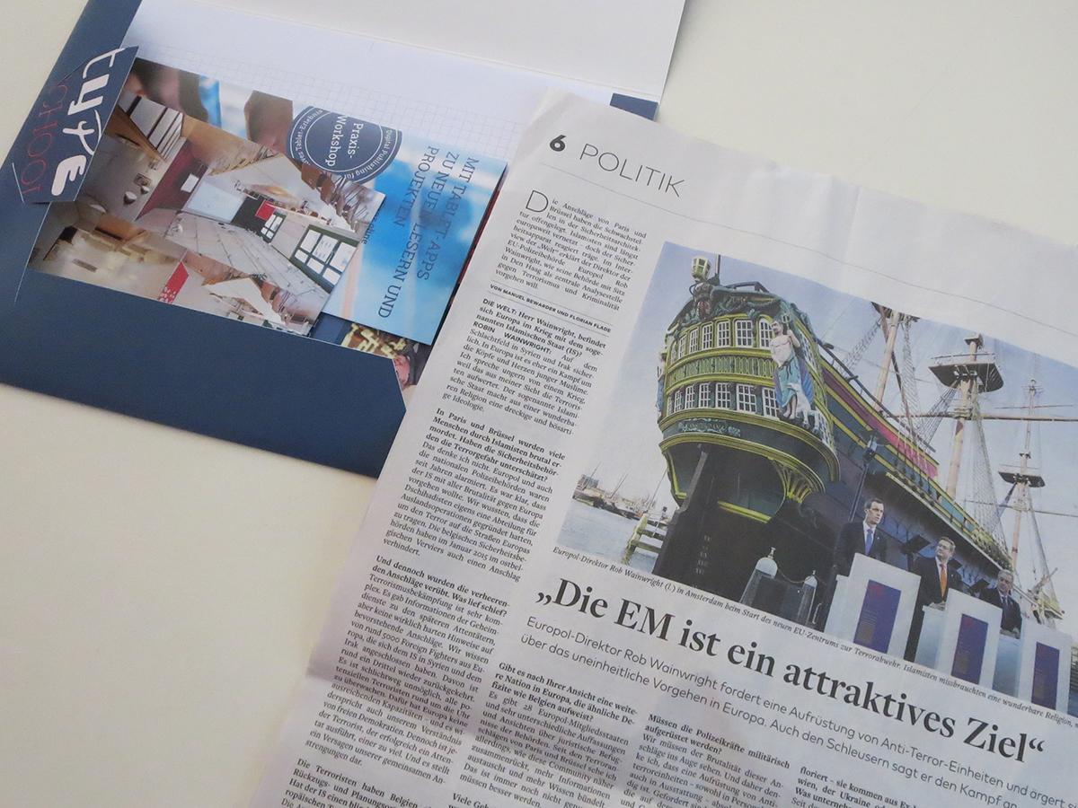 Workshop für Mediengestalter zu Detailtypografie in München
