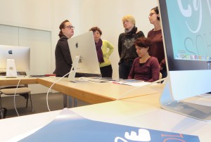 Digital Publishing Workshop in Stuttgart im Haus der Wirtschaft
