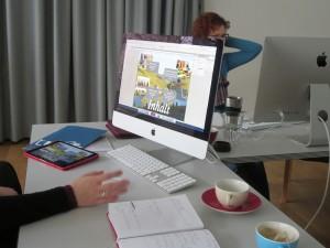 Workshop Digital Publishing in Koeln