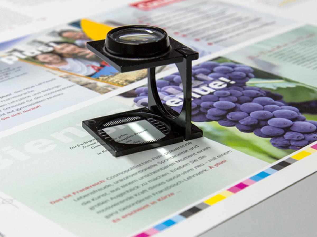 Auf die Details kommt es an: Workshop in Düsseldorf: Layouts für die Produktion sicher aufbereiten – von der Reinzeichnung bis zum fehlerfreien Druck-PDF.