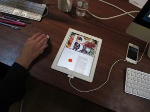 Typografie to go: Der Praxis-Workshop für das digitale Publizieren von Tablet-Apps