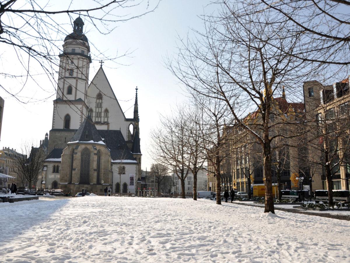 Uwe Steinacker und annika Lyndgrun geben Workshop zu Digital Publishin in Leipzig