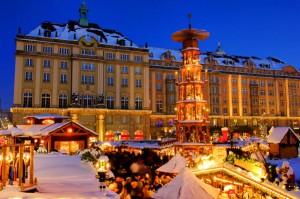 Dresden Weihnachtsmarkt - Dresden christmas market 15