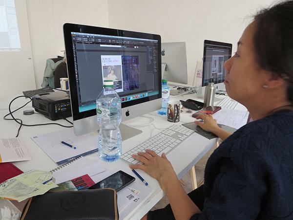 Typografie Grundlagen Corporate design für Studierende