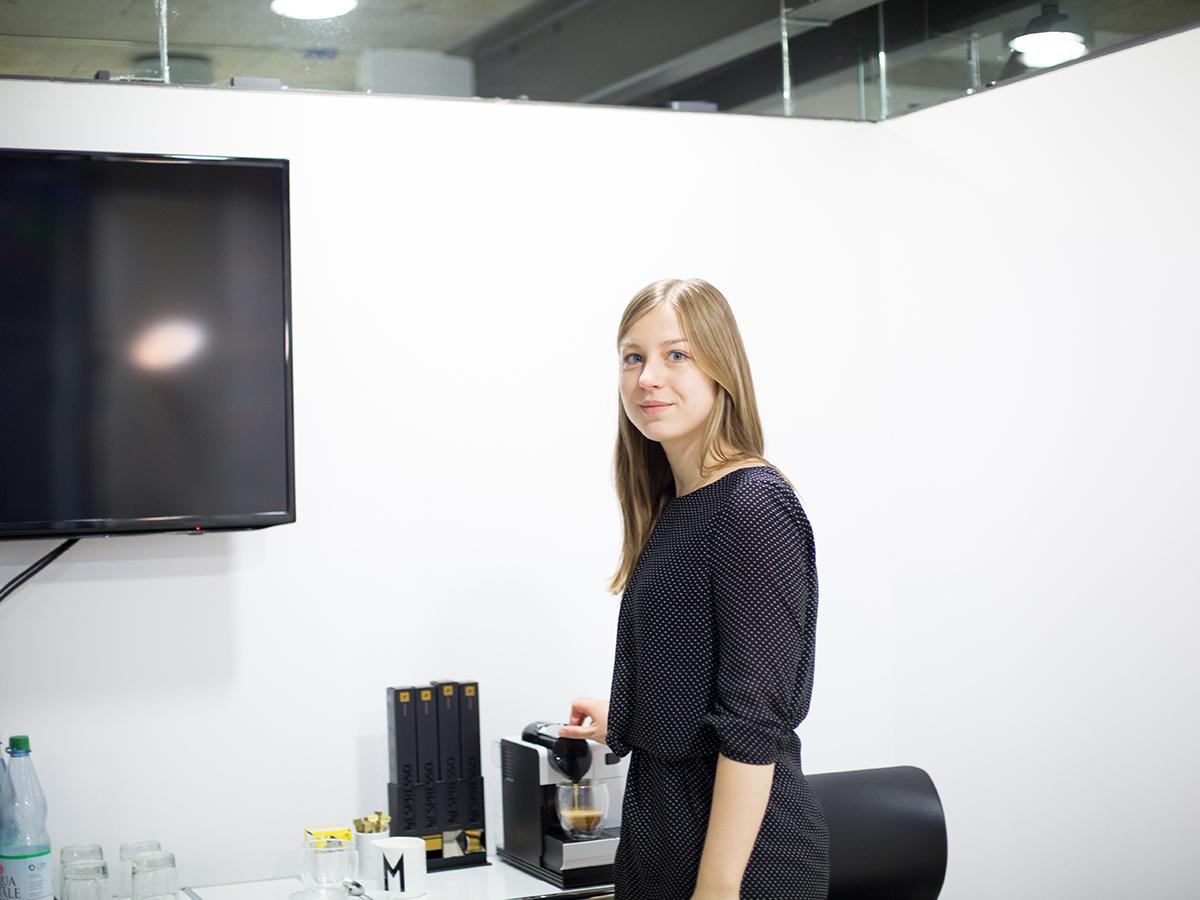 Uwe Steinacker zu Gast bei WHITEVISION Werbeagentur Karlsruhe