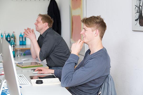 Weiterbildung Professionelles Digital Publishing für eine interaktive Tablet-App Frankfurt