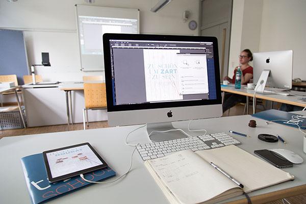 Professionelles Digital Publishing für eine interaktive Tablet-App mit TypeSCHOOL
