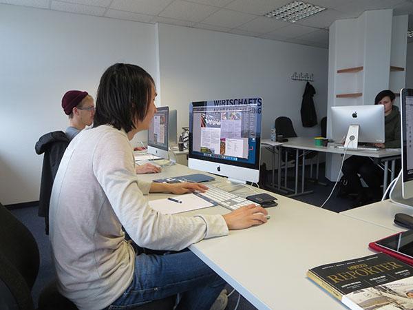 Workshop Typografie und Layouttechnik mit Adobe InDesign