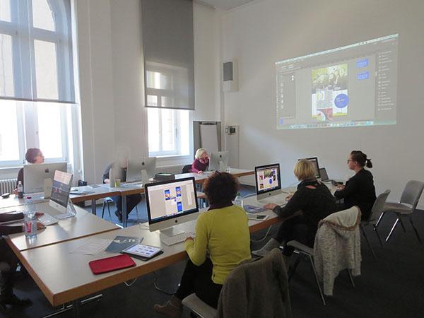 Professionelles Digital Publishing für eine interaktive Tablet-App