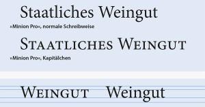 Kapitälchen-typoblog-typografie-grundwissen