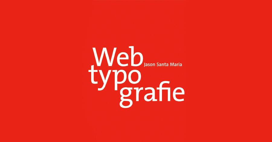 TypeSCHOOL rezensiert Webtypografie dpunkt verlag.
