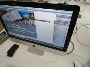 TypoCAMP 2015 InDesign Kurs für Studenten