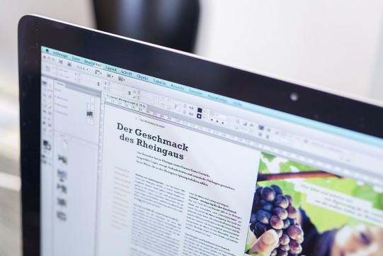 Fortbildung: Expertenseminar zu Typografie, Layout und Druckvorstufe