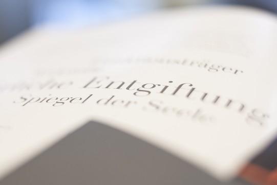 Der TypeSCHOOL-Workshop zum Thema Typografie, Layout und Produktion für Nicht-Designer