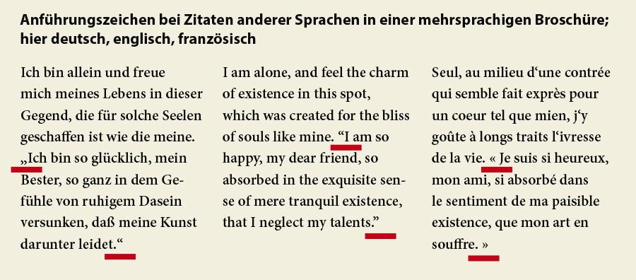 deutsche zitate auf englisch