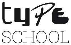 TypeSCHOOL Logo