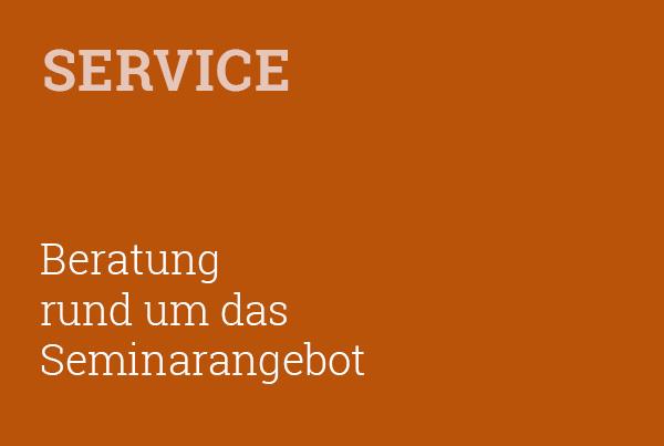 Der TypeSCHOOL-Service rund um die Seminare und Workshops