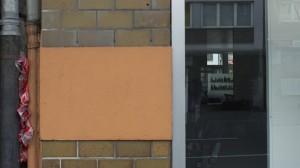 Zeichen und Botschaften in der Düsseldorfer Oststraße