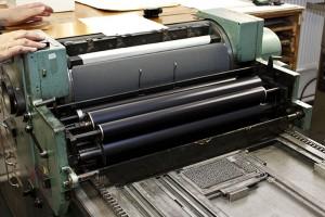 letterpressprint and handsetting in Dresden