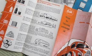 Druckbeispiel Maschinensatz im Industriedruck – TypeSCHOOL Workshops für Typografie und Layout im Kommunikationsdesign