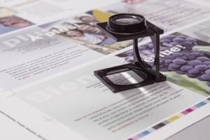 Druckvorstufe Reinzeichnung Print Workshop mit Typeschool.