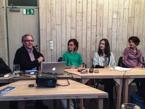 Uwe Steinacker ist Referent der AGD beim Vortrag Regionaltreffen Stuttgart