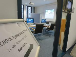 Workshop Profi werden in Typografie und Layout mit TypeSCHOOL