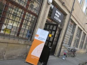 Jahrestagung des AGD in den Spreewerkstätten in Berlin
