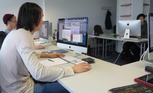TypeSCHOOL Profi-Workshop zu Typografie und Layout in Köln