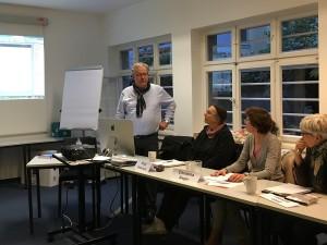 Seminar Detailtypografie LektorInnen beim VFLL