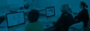 Praxisorientierte Inhalte, eine angenehme Atmosphäre und der lebendige Austausch in der Gruppe zeichnen die Praxis-Workshops von TypeSCHOOL aus.