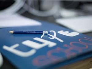 Uwe Steinacker gibt Workshop zu Druckvorstufe bei WHITEVISION Werbeagentur Karlsruhe