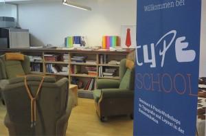 Detailtypografie Workshop in Duesseldorf mit TypeSCHOOL.