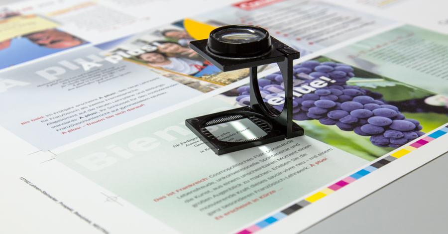 Workshop Print-Produktion: Reinzeichnung und Druckvorstufe mit Adobe InDesign