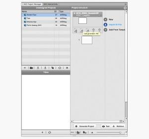 Scratch-Off Tutorial: InDesign-Dokument importieren und Seitenvorschau