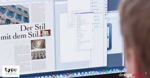 TypeSCHOOL-Workshops bei designaustra