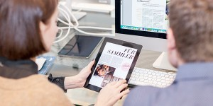 Im durchstarten-Magazin schreibt das BIZ der Bundesagentur für Arbeit über den TypeSCHOOL-Workshop zum Thema Digital Publishing