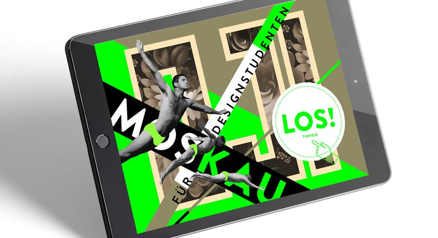 Die Tablett App OJ! von Annika Lyndgrun