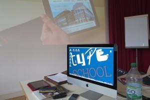 TypeSCHOOL-Workshops finden in Wien, Zürich und Bozen statt.