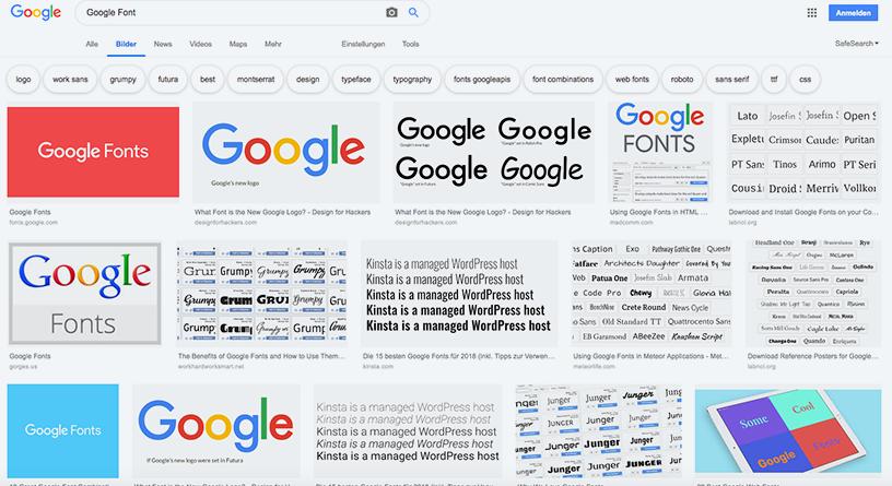 Schriftauswahl | TypeSCHOOL: Workshops zu Typografie & Layout in der