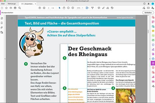 Webinare zu Layout, Typografie, Detailtypografie, Lesetypografie, Corporate Design, Grafik, Kommunikationsdesign