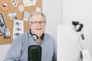 TypeSCHOOL-Seminarleiter Uwe Steinacker