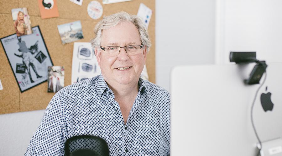 Uwe Steinacker ist Leiter TypeSCHOOL und veranstaltet Web-Seminare